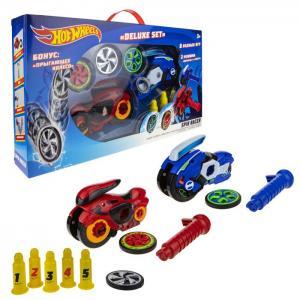 Игрушка Spin Racer Deluxe Set Hot Wheels