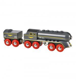 Железная дорога  Скорый поезд 18.9 см Brio