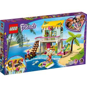 Конструктор  Friends 41428: Пляжный домик LEGO