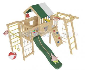 Детский игровой чердак для дома и дачи Патрик Самсон