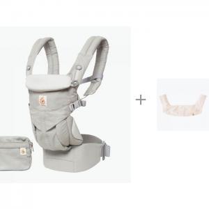 Рюкзак-кенгуру  Omni 360 с нагрудником Bib ErgoBaby