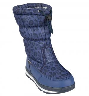 Сапоги , цвет: синий Mursu