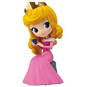 Фигурка Bandai Q Posket Perfumagic Disney Characters: Принцесса Аврора, версия В. Цвет: разноцветный