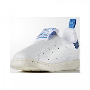 Кроссовки Stan Smith 360 adidas. Цвет: белый