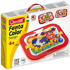 Мозаика  Фантастические цвета, 300 деталей Quercetti