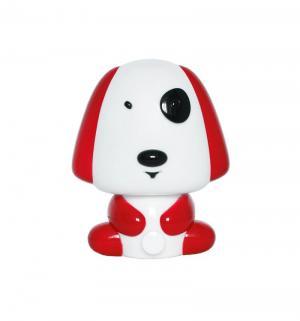 Светильник-ночник  NL 1LED Собака, декоративный, цвет: красный Старт