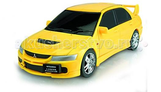 Трансформер-машина Mitsubishi Lancer Evolution 1:32 Happy Well