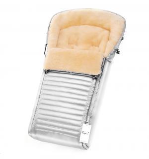 Конверт в коляску  Lukas, цвет: silver Esspero