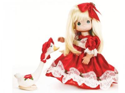 Кукла Рождество 30 см Precious