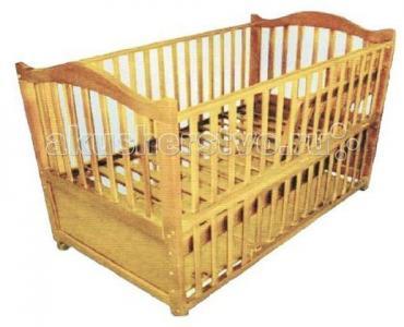 Детская кроватка  Seio 001 140х70 см Chloe & Ryan