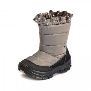 Утепленные сапоги Alaska Originale. Цвет: коричневый