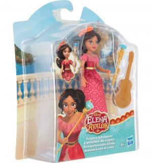 Кукла  Принцессы Диснея Елена из Авалор Брюнетка Disney Frozen