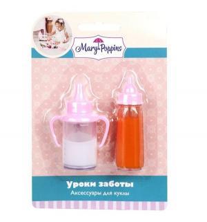 Набор аксессуаров для кукол  Уроки заботы (2 предмета) Mary Poppins