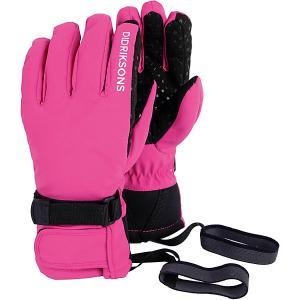 Перчатки Didriksons Five DIDRIKSONS1913. Цвет: розовый