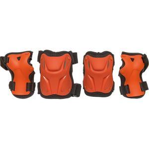 Комплект защиты  Safety line 800 Tech Team. Цвет: оранжевый
