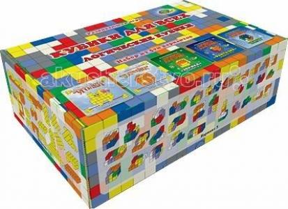 Развивающая игрушка  Логические кубики Корвет