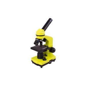 Микроскоп  Rainbow 2L Lime\Лайм Levenhuk
