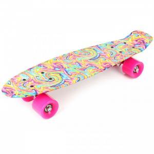 Скейтборд 55х15 см 51690/3 Veld CO