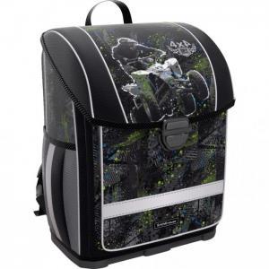 Ученический ранец с пластиковым дном ErgoLine Extreme 16 л Erich Krause