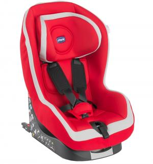 Автокресло  Go-one Isofix, цвет: red Chicco