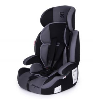 Автокресло BabyCare Legion, цвет: серый/черный Baby Care