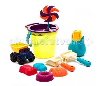 Игровой набор для песка в  сумке Battat