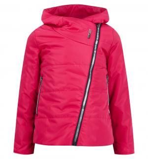 Куртка  Мэгги, цвет: малиновый Аврора