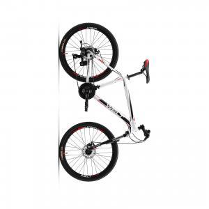 Велосипед  Ridge 1.0 D, 18 дюймов, бело-черный, Welt
