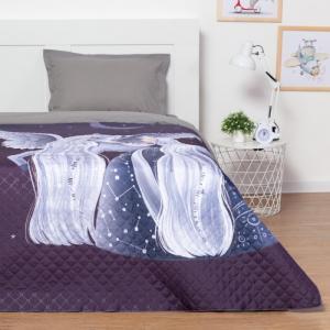 Покрывало Night dreams 145х210 Этель