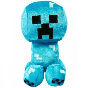 Мягкая игрушка  Happy Explorer Charged Creeper 20 см Minecraft