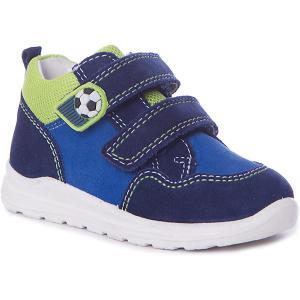 Ботинки Superfit для мальчика. Цвет: синий