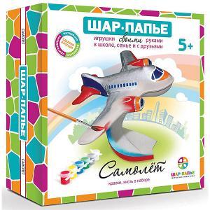 Набор  Самолет Шар Папье. Цвет: разноцветный