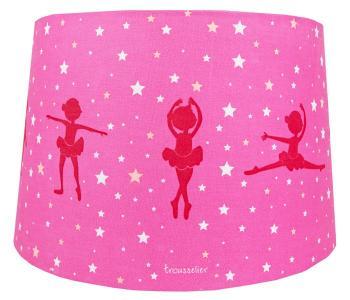 Светильник  Абажур Ballerina Pink 34х22 см Trousselier