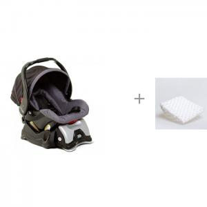 Автокресло  Baby BC101B с базой Latch Isofix и Подушка-вкладыш Барлео Ramili