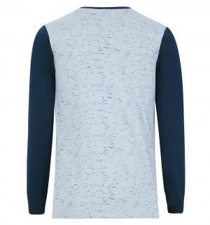 Джемпер , цвет: серый/синий GT