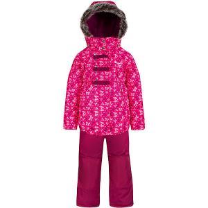Комплект  by Gusti: куртка, полукомбинезон Zingaro. Цвет: розовый