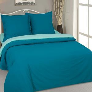 Комплект постельного белья  Изумруд, цвет: зеленый Артпостель