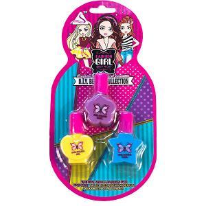 Набор детской косметики  Лак для ногтей Yiwu Excellent