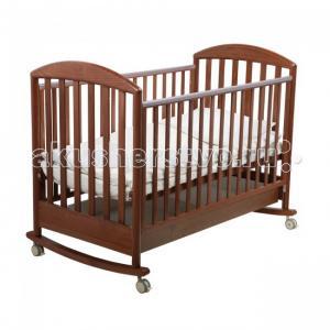 Детская кроватка  Джованни качалка 125x65 Papaloni
