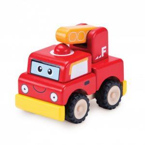 Конструктор  Пожарная машина Miniworld WW-4066 Wonderworld