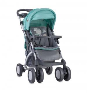 Прогулочная коляска  Toledo, цвет: серый/зеленый Lorelli