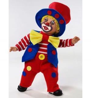 Кукла  Elegance в красном костюме с желтым бантом 38 см Arias