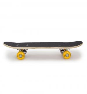 Скейтборд  Kids 2, цвет: красный/желтый Larsen