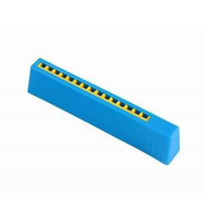 Игрушка-гармошка  Большая, синий Плэйдорадо