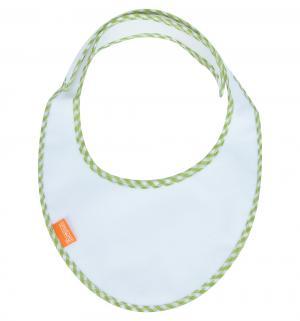Нагрудник  защитный из клеенки, цвет: зеленый Витоша