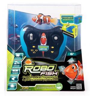 Интерактивная игрушка  РобоРыбка радиоуправляемая Robofish