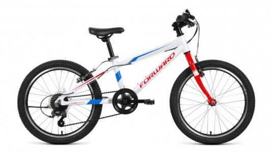 Велосипед двухколесный  Rise 20 2.0 10.5 2019 Forward