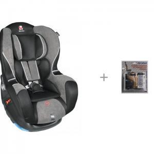 Автокресло  Stream и Защита спинки сиденья от грязных ног ребенка АвтоБра Renolux