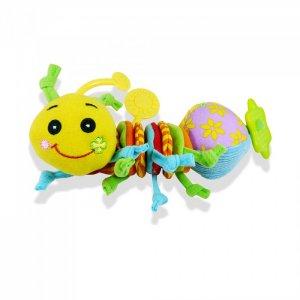 Развивающая игрушка  Гусеница GD027 Biba Toys