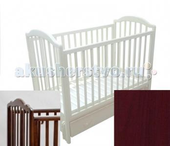 Детская кроватка  Слава 2 универсальный маятник Baby Luce